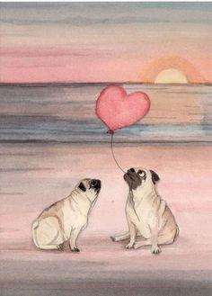 Love PUGS! <3