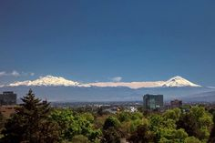La Ciudad de México es muy admirada en el mundo por su belleza y su majestuosidad