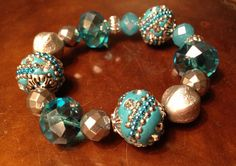 Mixed Emotions: Turquoise on Etsy, $25.00