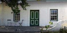 Did you know that Whipstock was built in Many of the buildings here still have their authentic Cape-Georgian style design. Rain Shadow, Cape Dutch, Dutch House, Self Catering Cottages, Farm Cottage, Cape Town, Georgian, Bed And Breakfast, 19th Century