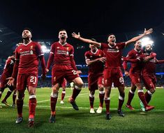 The morning after the night before. Liverpool Anfield, Liverpool Players, Liverpool Football Club, Dejan Lovren, You'll Never Walk Alone, Best Club, Steven Gerrard, The Night Before, Champions League