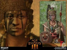 mayan from age of empires 3