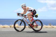 Susan Wallis, triathlete.