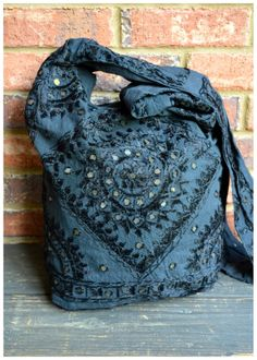 handmade cross body bag from india. $23 purchase effect · online store powered by storenvy