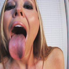 "46 Likes, 3 Comments - Tongue Appreciation (@tongues_mouths_sloppytongues) on Instagram: ""😊😊 #tongue #longtongue #tongueshot #widetongue #bigmouth #tonguefetish #fetish #mouthfetish #throat…"""