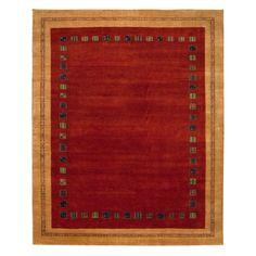 "Gabbeh Oriental Rug, 8'2"" x 10'"