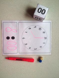 HRA - Učíme se poznávat čas - Škola Zvesela