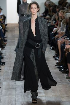 Michael Kors Collection Fall 2014 Ready-to-Wear Fashion Show - Alana Zimmer