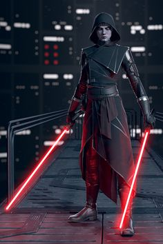 Asajj Ventress - Star Wars fan art by Adam Fisher                                                                                                                                                                                 More