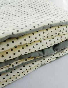 Hey Baby Craft Co. Modern Baby Quilt or Throw