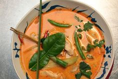 Tom yum soup with coconut milk (tom kha) recipe, Herald on Sunday – You can make this soup with fish or prawns or as a vegetarian option by substituting the chicken stock with fish or vegetable stock. A few softened rice noodles will extend this dish. – foodhub.co.nz