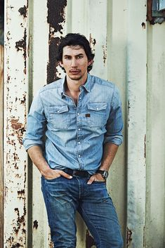 I have a real soft spot in my heart for Adam Driver <3