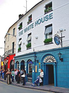 Ireland -- I recognize this place in Kinsale (Co. Cork)!