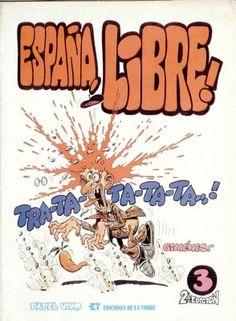 Comics El Coleccionistas - COLECCION PAPEL VIVO ESPAÑA LIBRE Nº 3