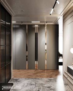 Modern Luxury Bedroom, Modern Home Interior Design, Home Room Design, Luxurious Bedrooms, Luxury Wardrobe, Wardrobe Design Bedroom, Bedroom Furniture Design, Sliding Door Wardrobe Designs, Wardrobe Doors