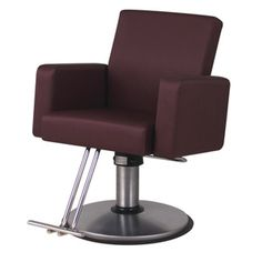 Plush Styling Chair from Belvedere; 925