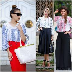 IA, iti defineste stilul si personalitatea! #fashionstreet #fashionbloggers #romanianblouse #romanianlabel