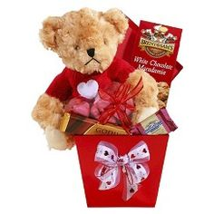 Beary Chocolate Valentine's Gift Basket Get unbelievable discounts at Target for Valentine's Day with coupon and Promo Codes.