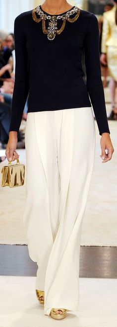 Ralph Lauren Resort 2015 Fashion Show Fashion Moda, Fashion Show, Womens Fashion, Fashion Design, Fashion Trends, Fashion Outfits, Petite Fashion, Fashion Online, Ralph Lauren