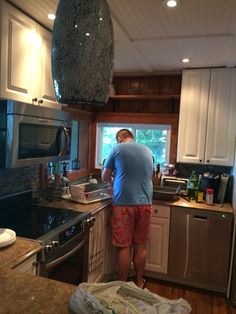 Countertop You Can Iron On : Renovated kitchen**iron lantern candle holders DS, new counter top I ...