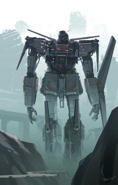 Psycho Gundam Mk ll ( pixiv )