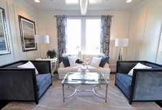 Glam Living Rooms On Pinterest Living Rooms Hollywood Regency And