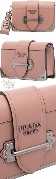 Brilliant Luxury ♦ Prada Cahier Mini shoulder bag