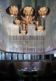 Luxury, Stylish, Contemporary Hotel Interiors – The Mira Hotel Hong Kong by Charles Allem