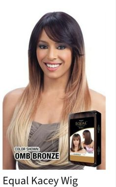 www.hairdelicious.co.za Color Show, Equality, Wigs, Africa, Hair, Collection, Social Equality, Lace Front Wigs, Strengthen Hair