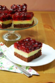 Hungarian Desserts, Hungarian Recipes, Sweets Recipes, Gourmet Recipes, Cookie Recipes, Torte Cake, Just Eat It, Food And Drink, Yummy Food