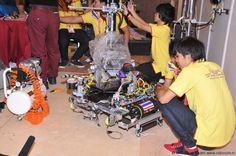 Save the date Aug' 24 for #ABURobocon2014 at Balewdai Stadium, Pune The 13th #RoboconInternational founded by Asia Pacific Broadcasting Union in its 13th year is only few days away.  Be a part of the spectacle of robots,  http://www.roboconindia.com