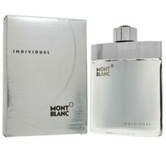 Individuel Cologne for Men by Mont Blanc EDT Spray 2.5 oz