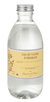 Orange Blossom water can be used as a cleanser and toner. Also as a base for face masks. As a toner, it gets rid of all impurities and cleanses residue for a complete make-up removal. Prepares the skin for face cream.