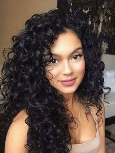 13 Natural looking beautiful curly hairstyles beautiful curly haircolor hairstyles natural naturalhairstyles Curly Hair Styles, Curly Hair Tips, Curly Bob Hairstyles, Long Curly Hair, Wavy Hair, Pretty Hairstyles, Natural Hair Styles, Corte Y Color, Hair Trends