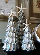 Shell Christmas Tree