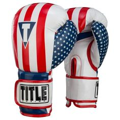 Title Boxing Infused Foam Combat USA Hook and Loop Training Gloves - Boxing Gloves - Ideas of Boxing Gloves Mma Workout, Best Ab Workout, Boxing Fight, Mma Boxing, Boxing Hand Wraps, Kickboxing Training, Boxing Punching Bag, Sparring Gloves, Title Boxing