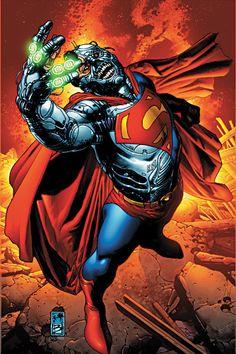 "Cyborg Superman (Hank ""Henry"" Henshaw)"