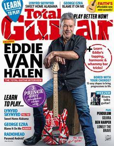 #TotalGuitar Magazine 281. Eddie Van Halen, Lynyrd Akynyrd, Radiohead, Weezer, Pendulum, Ben Harper, Lonely the Brave and much more. Learn to play...
