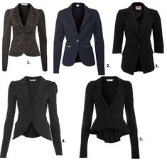Best blazers for pear shapes