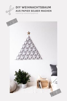 Interior Design Tips Christmas Diy, Christmas Decorations, Christmas Design, Diy Weihnachten, Cool Diy Projects, Interior Design Tips, Craft Tutorials, Craft Ideas, Fabric Crafts
