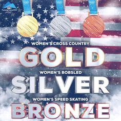 NBC Olympics    Verified account     @NBCOlympics    Feb 21  TALK ABOUT AN AWESOME MORNING FOR THE WOMEN OF @TEAMUSA!    #WinterOlympics  Elana Meyers Taylor OLY, Lauren Gibbs, Jessie Diggins and 7 others - (1) Media Tweets by NBC Olympics (@NBCOlympics)   Twitter Nbc Olympics, Lillehammer, Pyeongchang 2018 Winter Olympics, Olympic Team, Winter Games, Team Usa, Jessie, Women