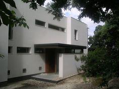 acceso vivienda polosequeros arquitectos