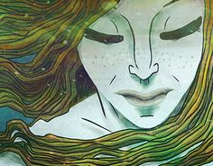 The Song Of Wantering Aengus. New Work, Wander, Behance, Songs, Illustration, Check, Fictional Characters, Art, Art Background
