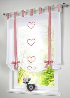 1000 images about cortinas con apliques para cocina etc - Apliques para cortinas ...