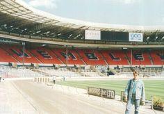 Old Wembley Stadium - London 1988