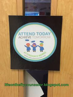 Attendance Awareness Month....Life on the Fly.... A School Counselor Blog: #GameChangers
