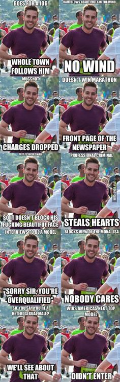 The Best of Ridiculously Photogenic Guy - 9GAG