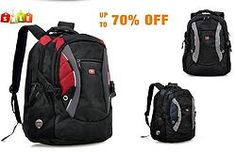 2015 New Unisex Swissgear Backpacks Laptop Bag