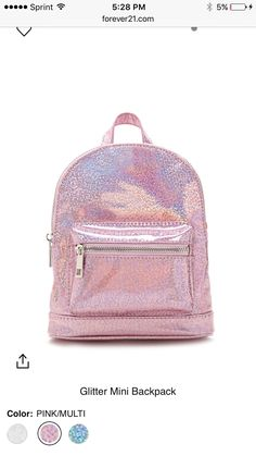 #Holo mini backpack