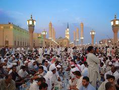 Ramadan in Madinah, Saudi Arabia, KSA